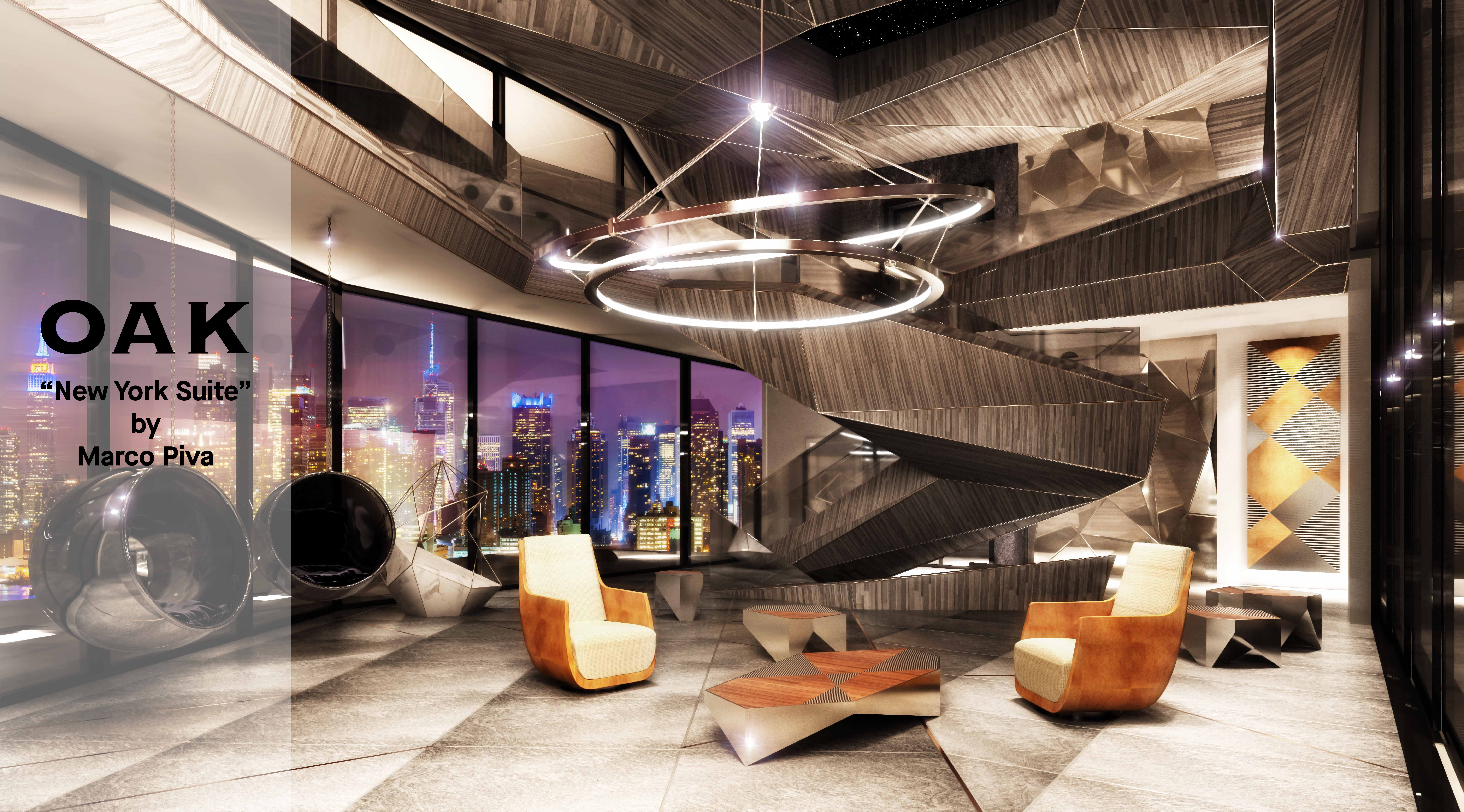 New York Suite by Marco Piva @ Fuorisalone